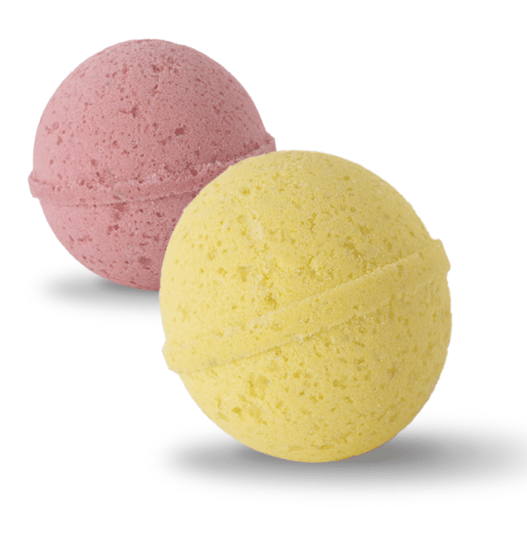 CBD bath bombs full spectrum oil no dyes or artificial fragrances