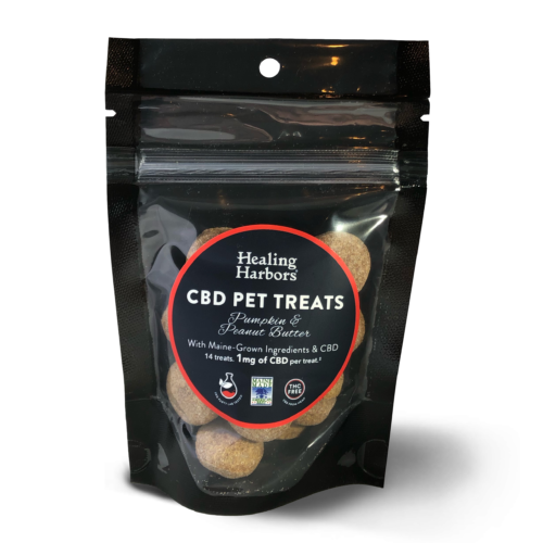 Small CBD Infused Pet Treats
